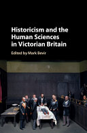 Historicism and the Human Sciences in Victorian Britain - Seite 246