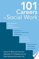 101 Careers in Social Work