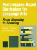 Performance-Based Curriculum for Language Arts