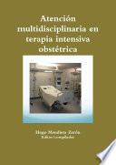 Atención multidisciplinaria en terapia intensiva obstétrica