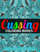Cussing Coloring Books