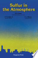 Sulfur in the Atmosphere