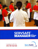 ServSafe Manager Book with Online Exam Voucher  Revised Plus MyServSafeLab with Pearson EText    Access Card Package