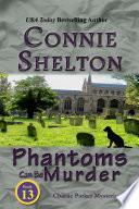 Free Phantoms Can Be Murder Book