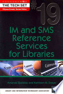 Im And Sms Reference Services For Libraries Book PDF