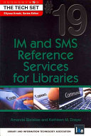 IM and SMS Reference Services for Libraries [Pdf/ePub] eBook