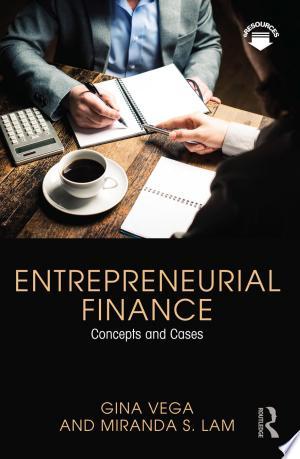 Read Online Entrepreneurial Finance Full Book