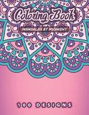 MANDALAS AT MIDNIGHT Coloring Book