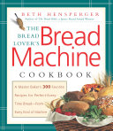 Pdf Bread Lover's Bread Machine Cookbook