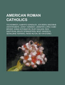 American Roman Catholics Book
