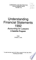 Understanding Financial Statements, 1992
