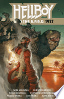 Hellboy and the B P R D   1955