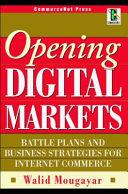 Opening Digital Markets