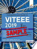 Free Sample Comprehensive Guide To Bitsat Online Test 2019 With Past 2014 2018 Solved Papers 90 Mock Online Tests 10th Edition Book