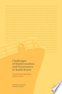 Challenges of Modernization and Governance in South Korea