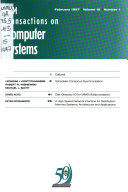 ACM Transactions on Computer Systems