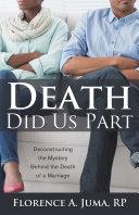 Death Did Us Part Pdf/ePub eBook