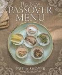 New Passover Menu