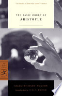 The Basic Works of Aristotle