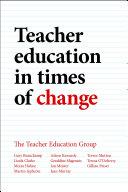 Teacher education in times of change Pdf/ePub eBook