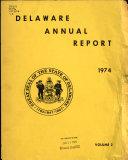 Delaware Annual Report