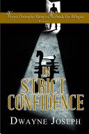 In Strict Confidence Pdf/ePub eBook