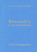 Bisexuality in the United States