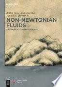 Non Newtonian Fluids Book