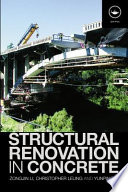 Structural Renovation in Concrete Book