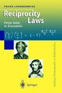 Reciprocity Laws