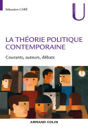 Pdf La théorie politique contemporaine Telecharger