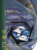 Emerging Technologies In Airconditioning And Refrigeration