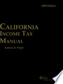 California Income Tax Manual (2008)