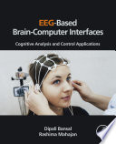 EEG-Based Brain-Computer Interfaces
