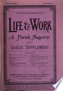 Life and Work Book