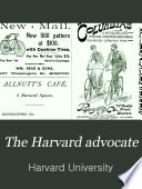 The Harvard Advocate