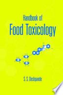 Handbook of Food Toxicology Book
