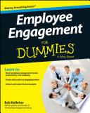 Employee Engagement For Dummies Book