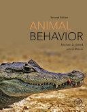Animal Behavior Pdf/ePub eBook