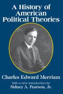 A History of American Political Theories Pdf/ePub eBook