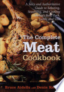 The Complete Meat Cookbook Book