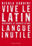 Vive le latin [Pdf/ePub] eBook