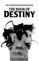 The Book Of Destiny Book