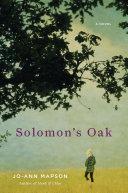 Solomon's Oak Pdf/ePub eBook