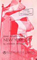 Rand McNally Guide  New York City