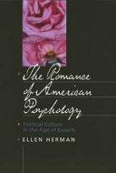 The Romance of American Psychology