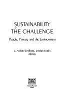 Sustainability The Challenge PDF