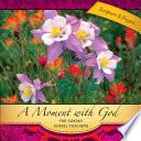 A Moment with God for Sunday School Teachers Book