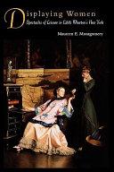 Displaying Women ebook