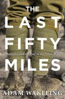 The Last Fifty Miles Pdf/ePub eBook